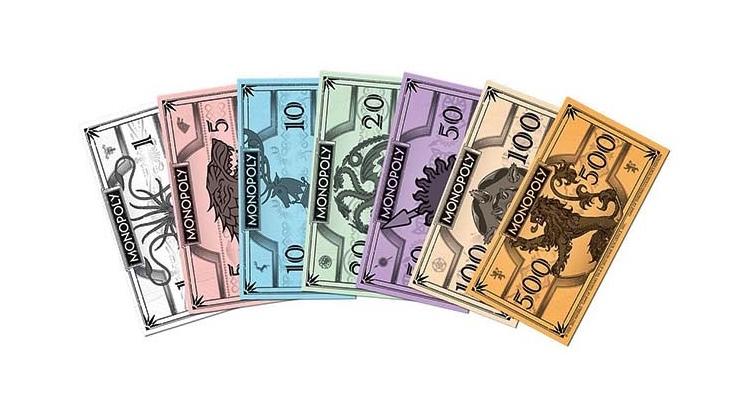 Монополия Игра Престолов распечатать