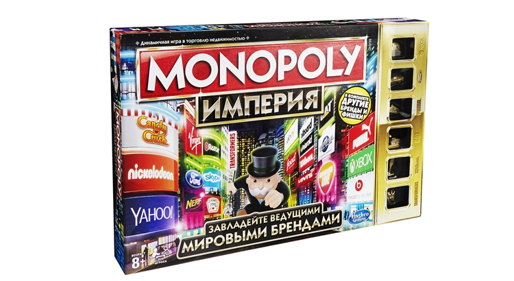 Монополия Империя правила