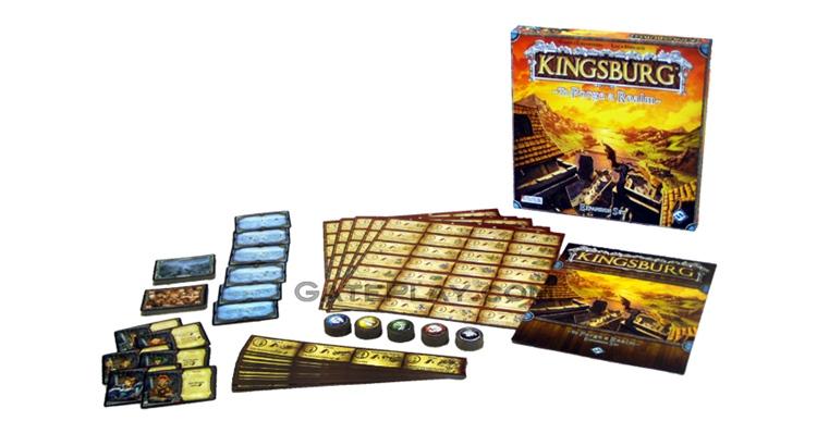 Настольная игра Кингсбург