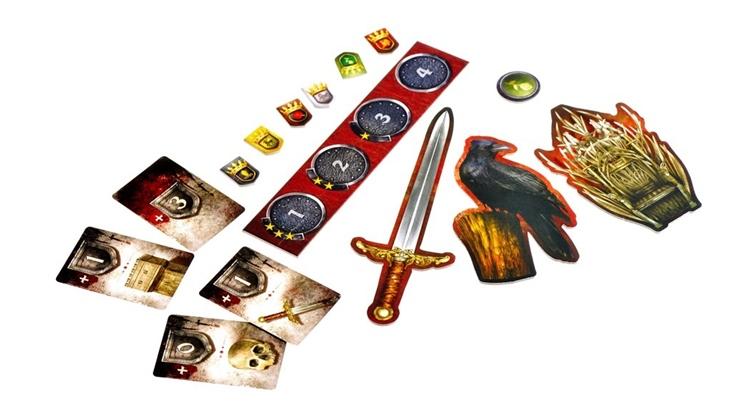 Игра престолов настольная игра обзор