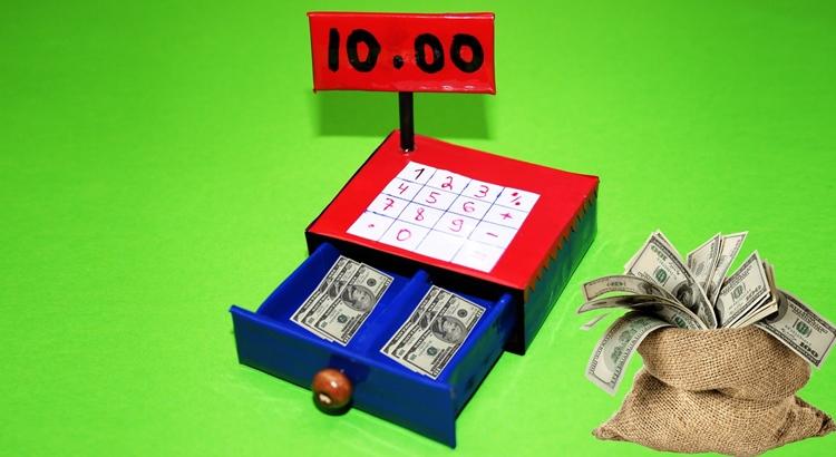 Как сделать игровые банкноты своими руками
