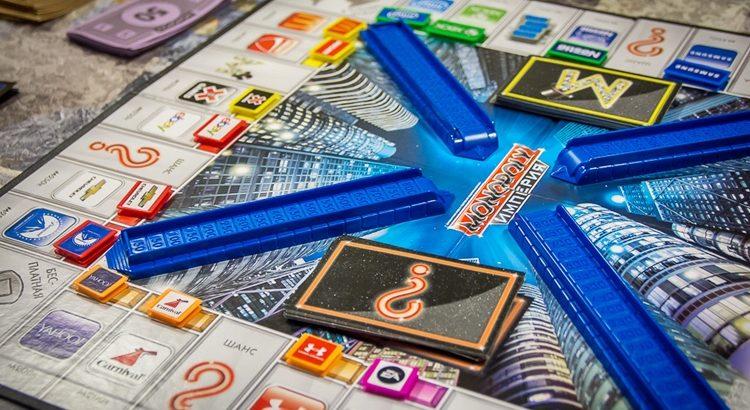 Монополия игровые фишки
