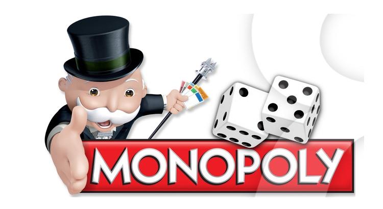 Игра монополия фишки