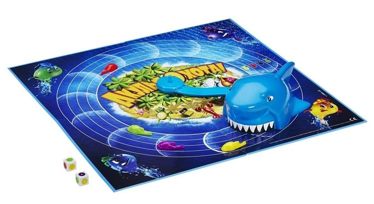 Акулья Охота настольная игра