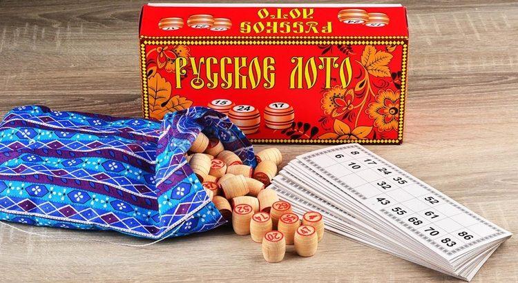 Карточки русского лото распечатать