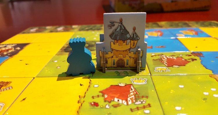 Настольная игра Лоскутное Королевство
