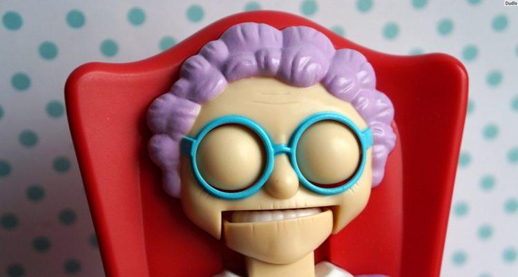 Настольная игра Бабушка и печенье
