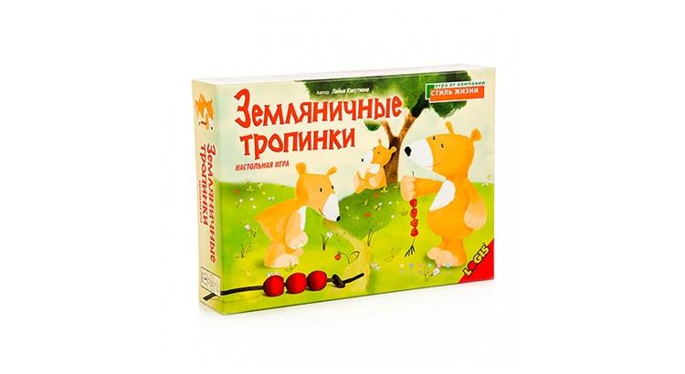 Популярные настольные игры для детей от 3 лет