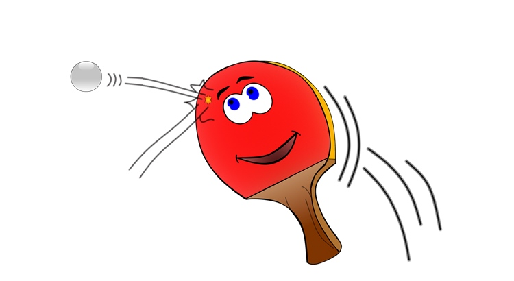 Почему настольный теннис называют пинг-понг
