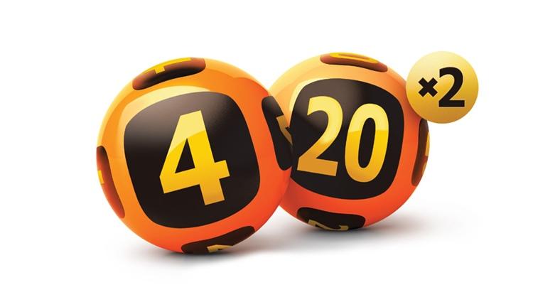 Лотерея 4 из 20 какие комбинации выигрывают чаще других