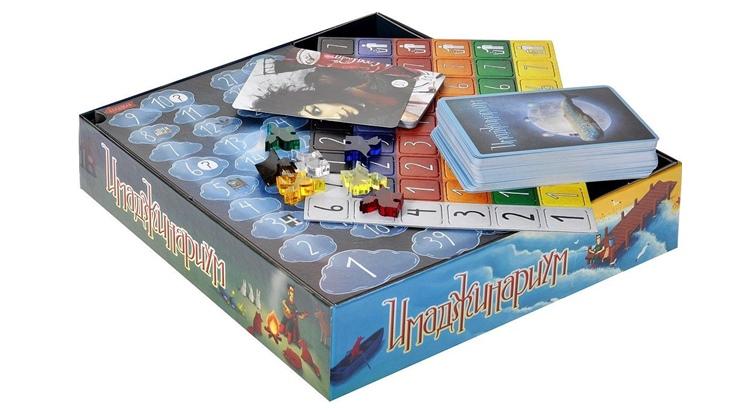 Описание настольной игры Имаджинариум