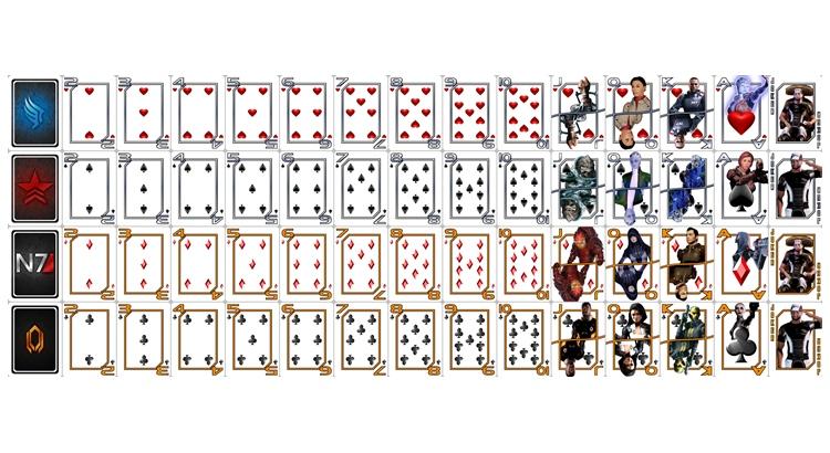 Изготовление игральных карт