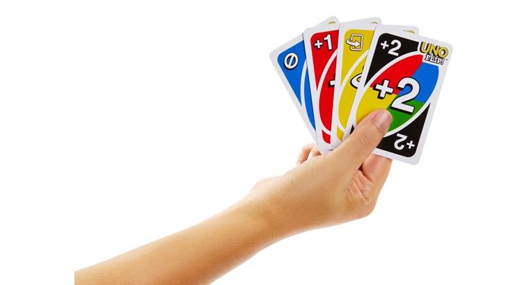 Как раздавать карты в Уно