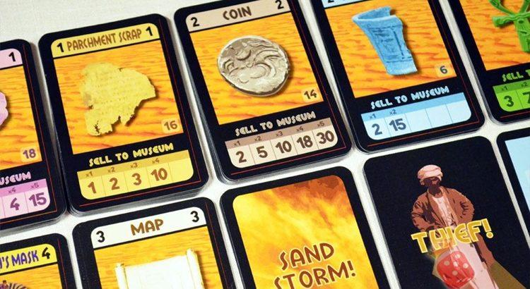 Обзор настольной игры Археология