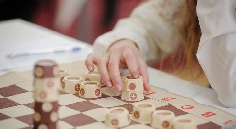 Славянские настольные игры