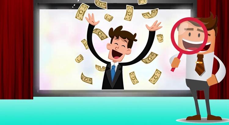 Сколько выигрывают в лотерею