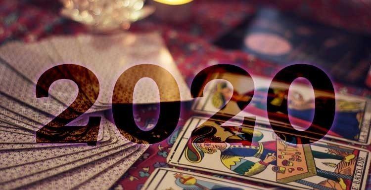 Таро гороскоп на 2020 год по месяцам