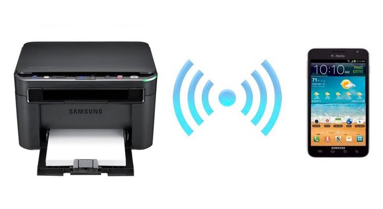 Как распечатать с Андроида на принтер через usb