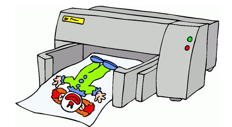Как можно распечатать без принтера