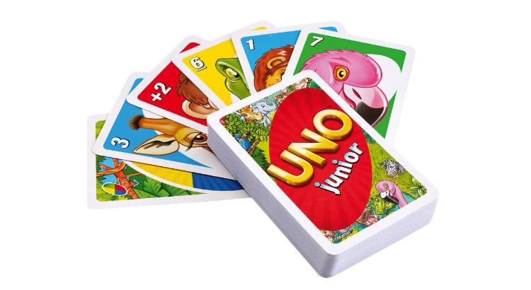 Uno для детей