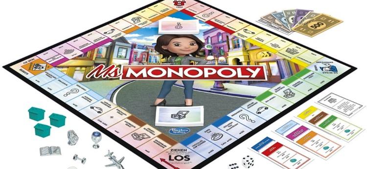 Женская Монополия от Hasbro
