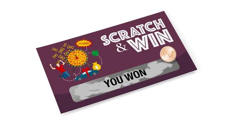 Скретч лотерея онлайн