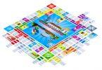 Игра Монополия распечатать на принтере на русском по частям