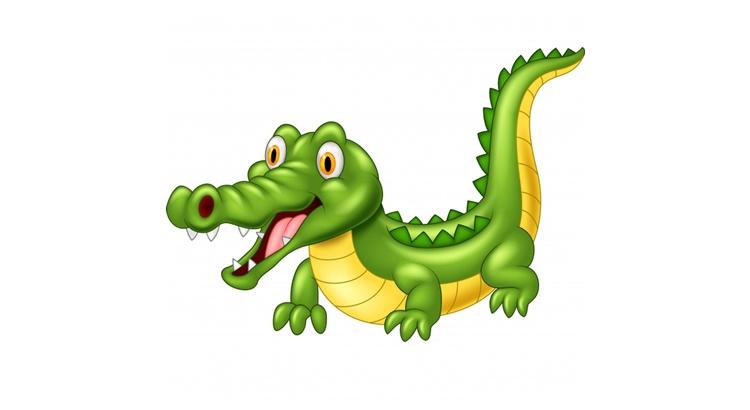Очень сложные слова для Крокодила