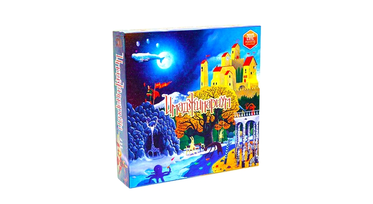 Сколько карточек в наборе игры Имаджинариум