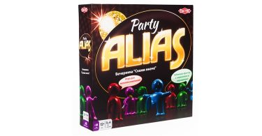 Игра Alias Party карточки