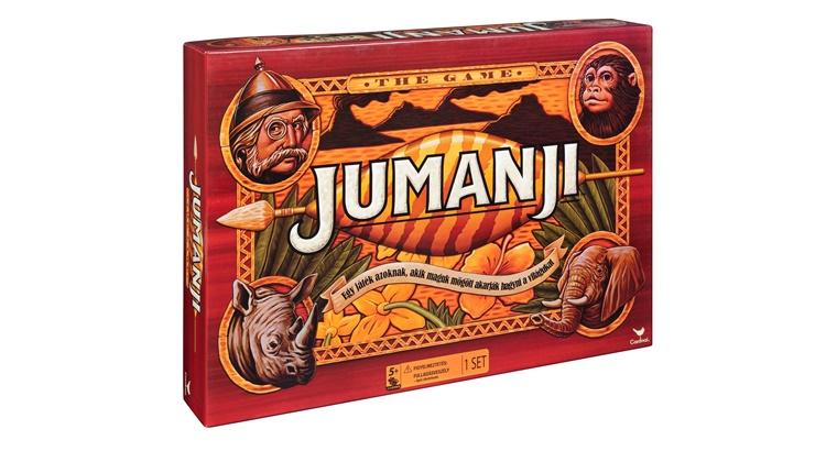 Настольная игра Джуманджи распечатать и играть