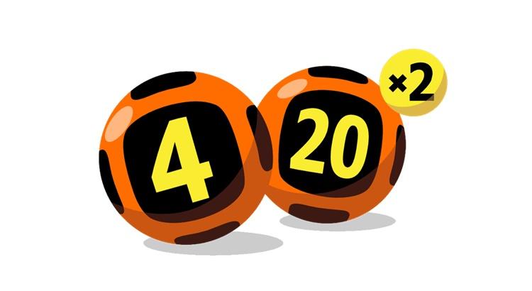 Как рассчитать выигрышную комбинацию в лотерее 4 из 20