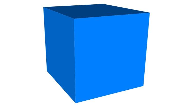 Коробочка кубик своими руками