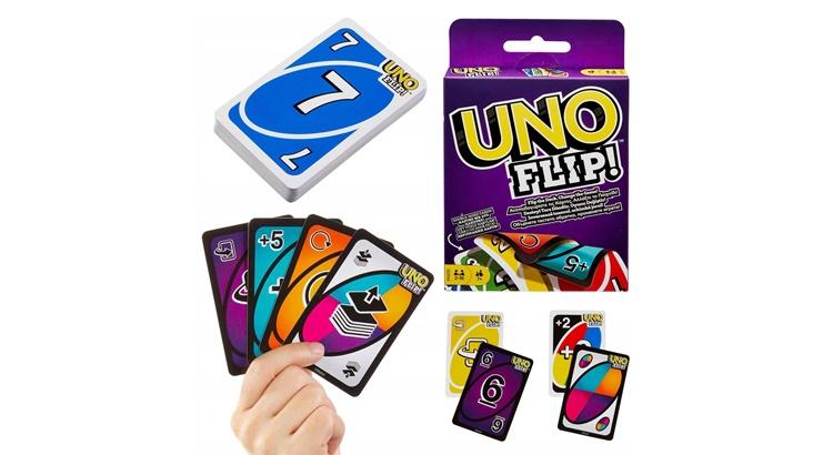 Сколько карт в игре Уно Флип