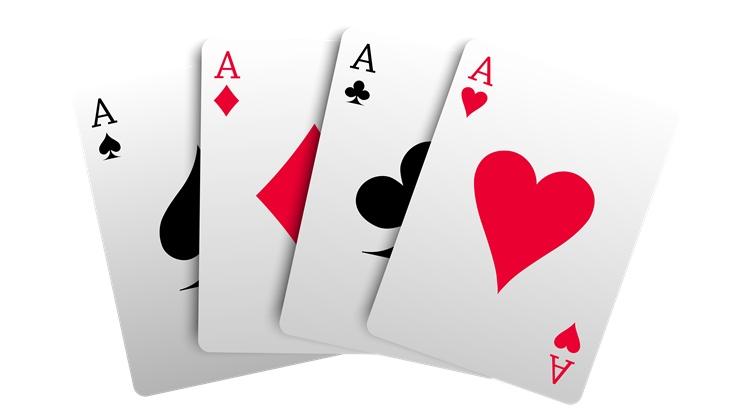 Как нарисовать игральные карты для печати