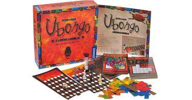 Настольная игра Убонго правила