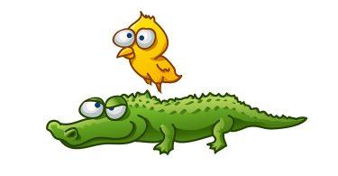 Как играть в Крокодила втроем