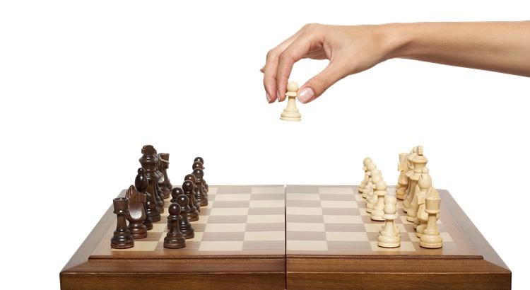 Как играть вчетвером в шахматы